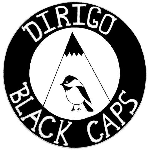Official Seal of The Dirigo Black Caps