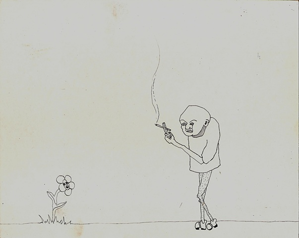 Smoke and Flower