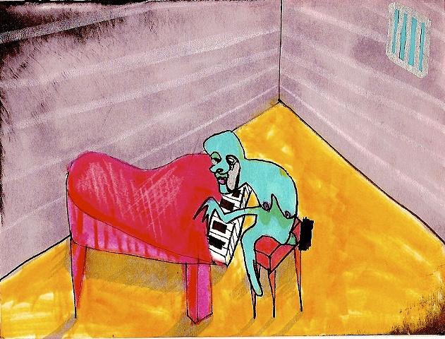 Piano Grey