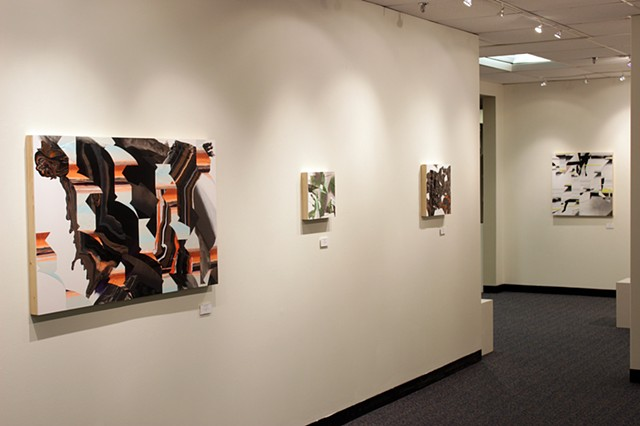 Installation at McHenry County College