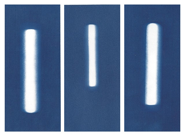 Cyanotype Archives: Glue Sticks