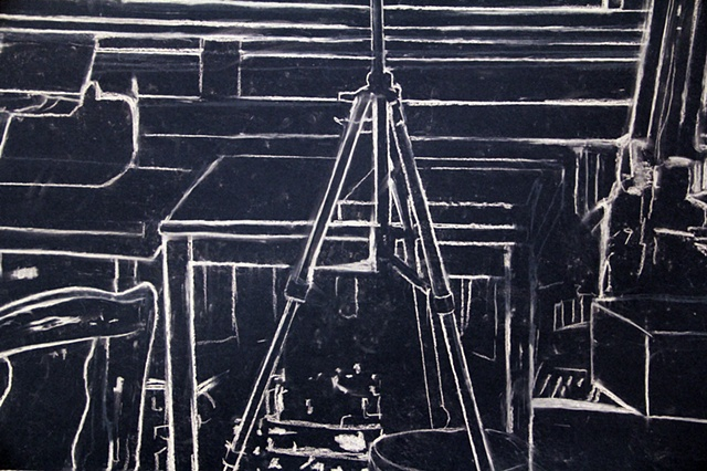 Open Studio (detail)