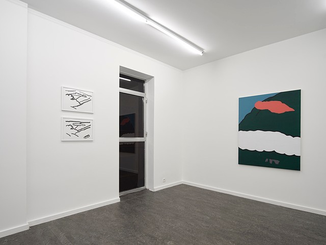 Installation view @ TICK TACK, Antwerp 2019