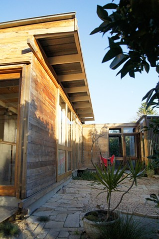 Ettalong house project, low cost housing, garden architecture, sustainable house on the peninsula