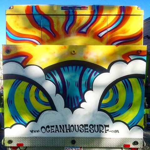 OCEAN HOUSE // TRAVEL SURF MOBiLE