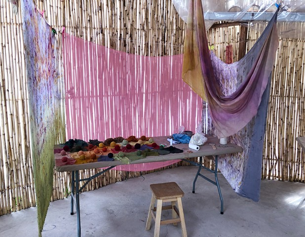 Studio in Urubamba