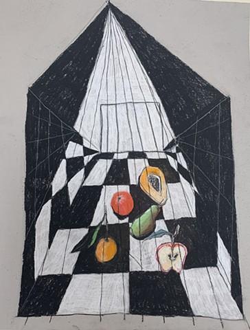 House/ Fruit