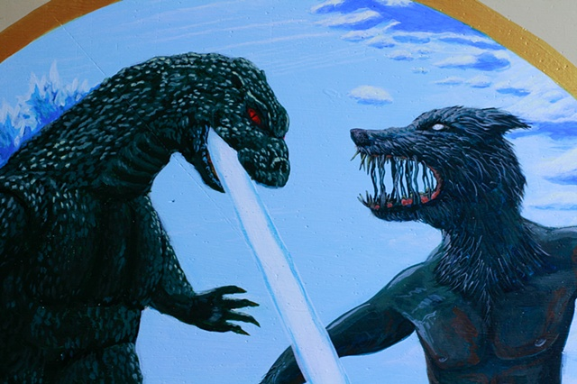 Rougarou vs. Gojira