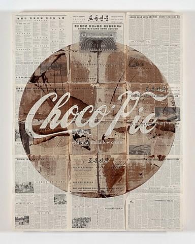 CHOCO PIE WITH MARSHMALLOW CREAM