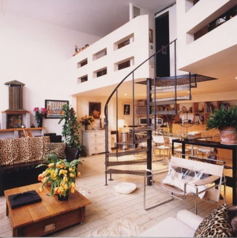 Loft Apartment, London