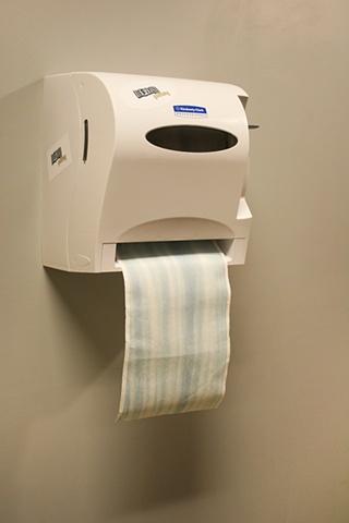 Paper Towel Dispenser