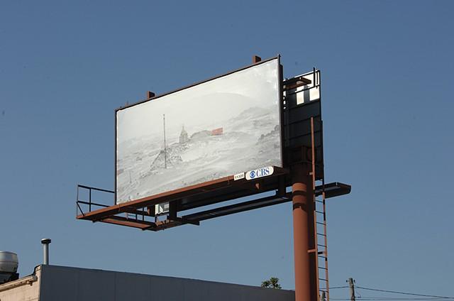 Double Blind, Billboard Project, Lynnwood