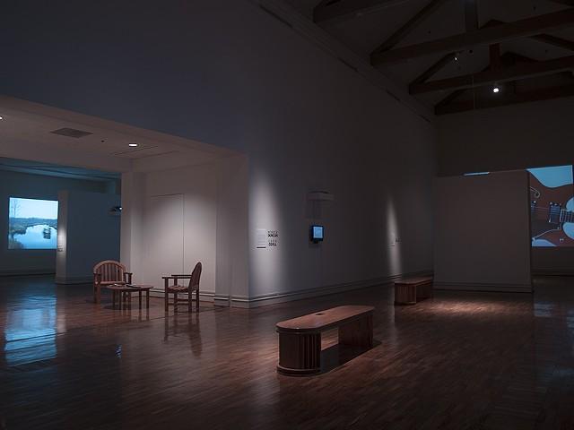 Magnetic Landscape, Columbus Museum
