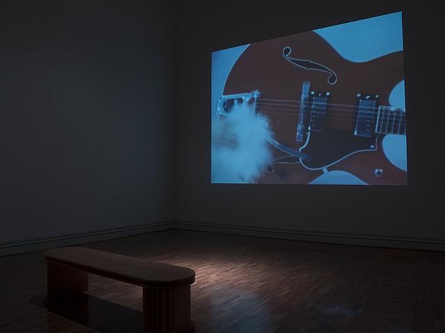 Magnetic Landscape, Rodney Graham
