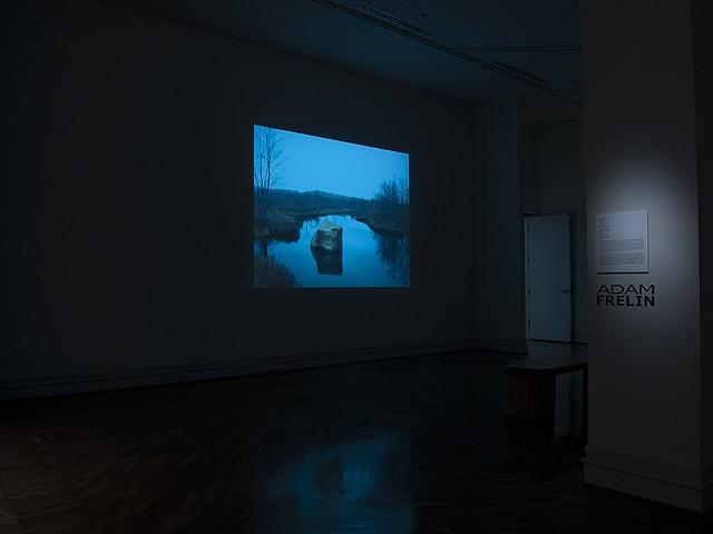 Magnetic Landscape, Adam Frelin