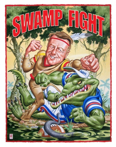 Swamp Fight