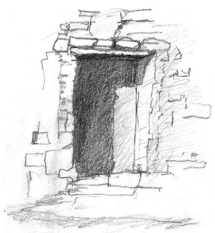 passover door