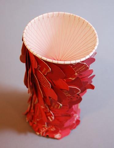 sewn sculpture