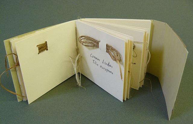 Cordage Sample Book