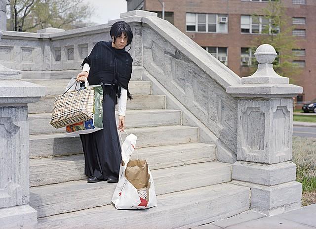 Lauren as Jewess Shopper