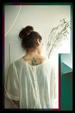 "Olivia Callender© ""merican"", 2013"