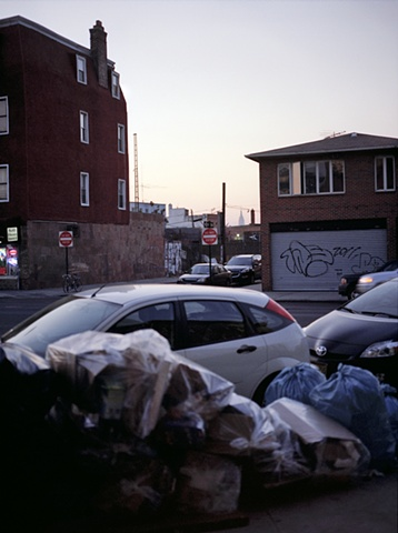 Brooklyn, NY, Spring 2012
