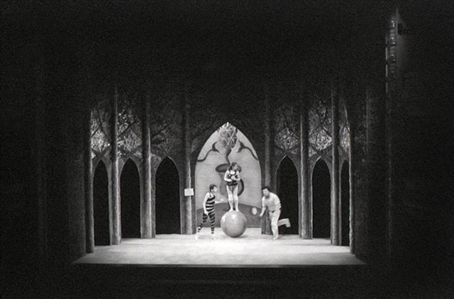 Playhouse, Madrid, Spain, 2010