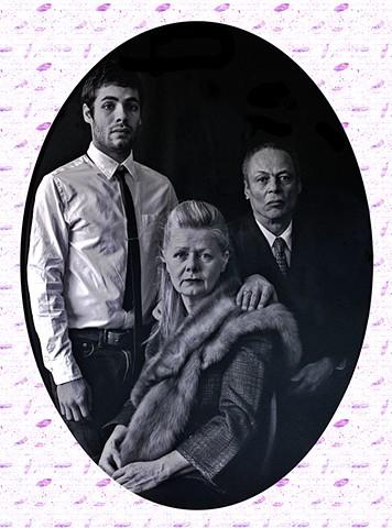 Callender Family, Circa 2012