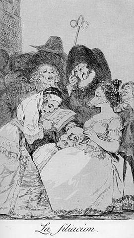 Francisco de Goya's The Filiation