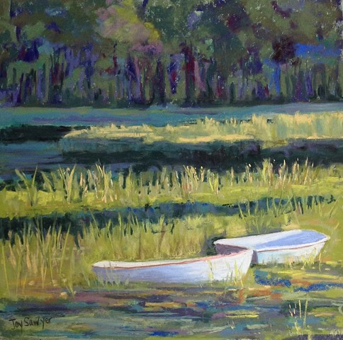 Marsh Boats