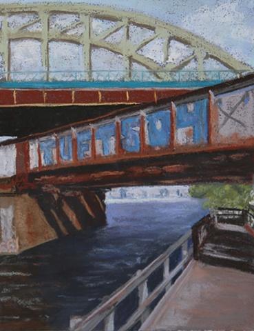 Boston University Bridge, Boston, MA
