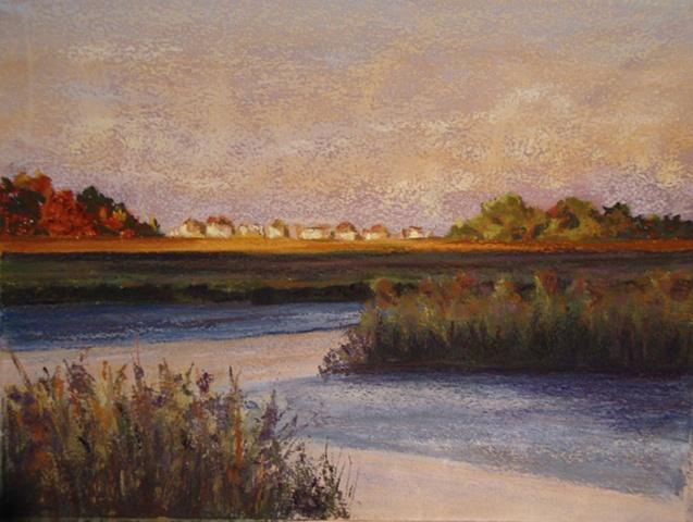 Back River, Duxbury MA