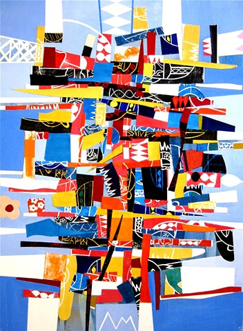 ABSTRACT 52 (ThE BIG CITY)