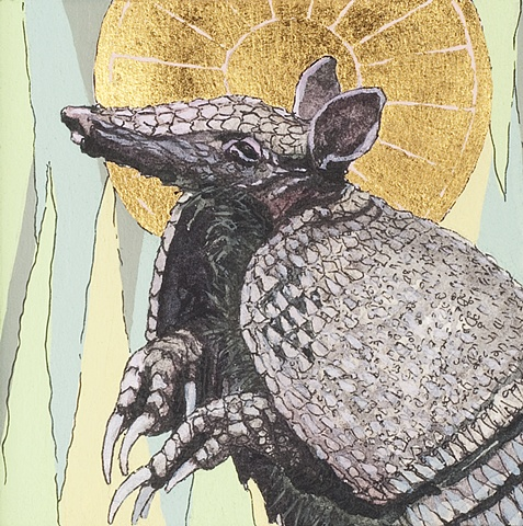 Saintly Armadillo