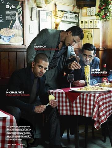 Ralph Magazine - Underbelly: The Golden Mile cast