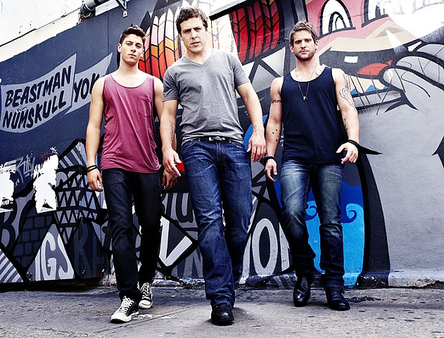 Lincoln Younes, Steve Peacocke and Dan Ewing: Home and Away