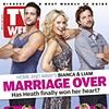 TV Week cover - Dan Ewing, Lisa Gormley, Axle Whitehead: Home and Away