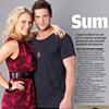 TV Week - Lisa Gormley and Dan Ewing: Home and Away