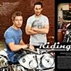 TV Week - Callan Mulvey and Todd Lasance: Bikie Wars:Brothers in Arms