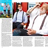 "TV Week - Ian ""Dicko"" Dickson and Nathan Joliffe: The Celebrity Apprentice Australia 2012"