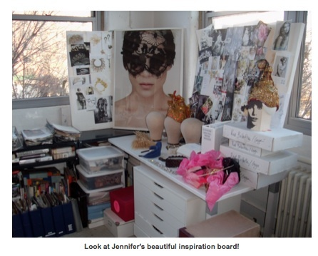 The Bride's Guide Blog: Martha Stewart Weddings  Jennifer Behr  January 2011