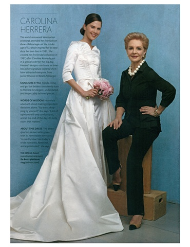 Martha Stewart Weddings  Fall 2011  Photograph by Bela Adler and Salvador Fresneda