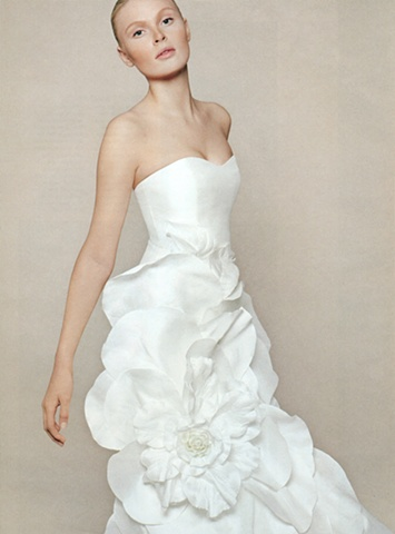 Martha Stewart Weddings  Spring 2009   Photograph by Brigitte Neidermair