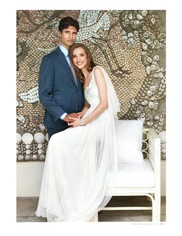 Martha Stewart Weddings Destination Issue 2011  Photograph by Michael Woolley