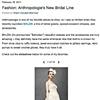 The Bride's Guide Blog: Martha Stewart Weddings  BHLDN February 2011  Image courtesy of BHLDN