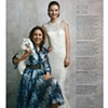 Martha Stewart Weddings  Fall 2011  Photograph by Bela Adler and Salvador Fresneda