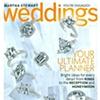 Martha Stewart Weddings  Winter 2011