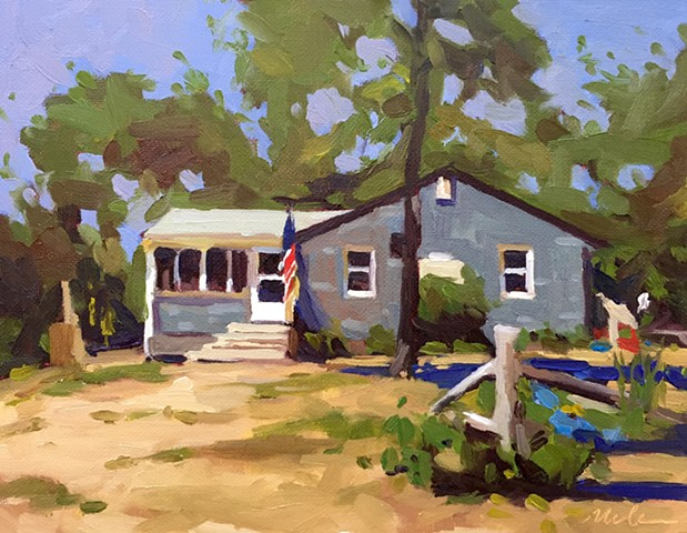 ''Cottage on Huckleberry Ln. Eastham''