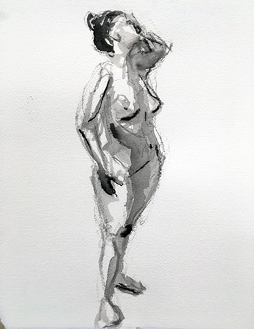 Figure Drawing: Stick Drawings