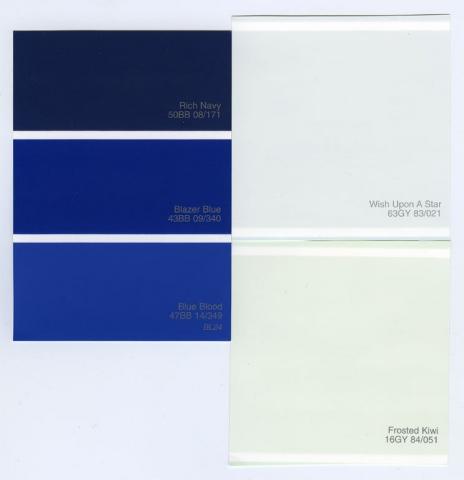blueish
